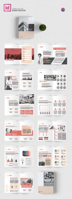 Company Profile Company profile, Corporate brochure and Brochures - it company profile template