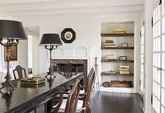 South Shore Decorating Blog: 50 Favorites for Friday: Dining Rooms