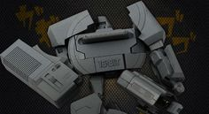This Mega Drive is actually Megatron in disguise