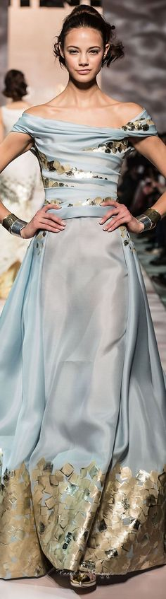 Georges Chakra Spring-summer 2015 - Couture