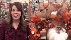 Cut Burlap Mesh Wreath 2015 Edition