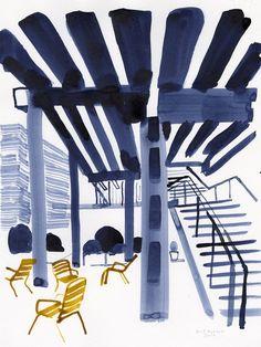 New York Highline – Christoph Niemann Shop
