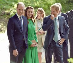 Los Duques de Cambridge, en Chelsea Flower Show 2016
