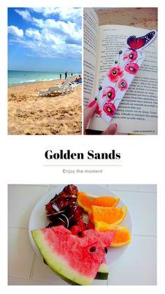 Good time, relax, sea nad books http://czytaj-na-walizkach.pl/zlote-piaski-warto-pojechac/