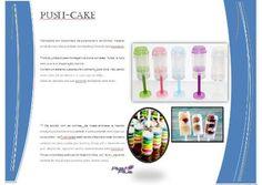 Embalagem Push Cake Pop 10 Unidades - R$ 19,90 no MercadoLivre