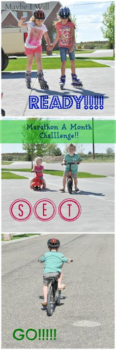 Marathon A Month Cha