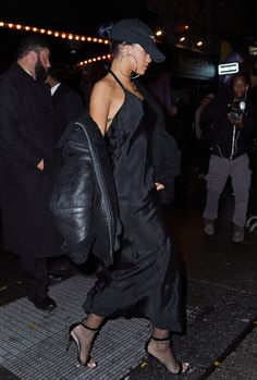 "November 19: Rihanna at ""Up&Down"" Nightclub in New York"