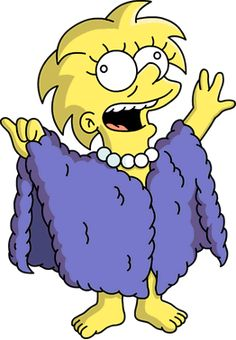 Lisa Simpson in The Simpsons: Tapped Out. Simpsons Tattoo, The Simpsons, Comic Book Guy, Rick E, Simpsons Characters, Santa's Little Helper, Hippie Art, Anime, Cartoon Art