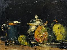 The Barnes Foundation Brings Together Paul Cézanne's Most Dynamic Still Lifes