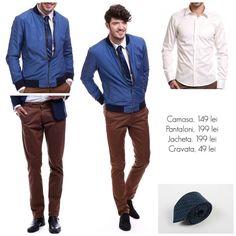 Get The Look For 536 lei don-men.com #donmen #shoponline