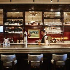 Bellanger | French Brasserie ~ Grand Café | Islington London
