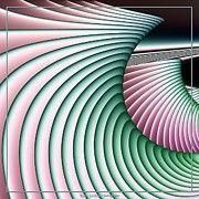 Rose Santuci-Sofranko - Riding the Pastel Waves Fractal 131
