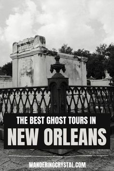 Spend an evening exploring the haunted side of New Orleans with one of the best ghost tours in New Orleans. Ghosts, Vampires and Crime. The best ghost tours in New Orleans, wanderingcrystal, ghost tour New Orleans, spooky things to do in New Orleans, Explore New Orleans, NOLA things to do, Travel NOLA, New Orleans haunted locations, haunted things to do in New Orleans, haunted places in New Orleans, Louisiana things to do, dark history in New Orleans, New Orleans Dark Tourism #NewOrleans #Spooky Tours New Orleans, New Orleans Travel, Things To Do, Good Things, Ghost Tour, Haunted Places, Louisiana, Tourism, United States