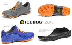 Brett provides his in-depth review of the Icebug product line fit for OCR's and Mud Runs: Mist, Acceleritas, and Zeal - and provide you with the info where & when you should use each one for racing or training.