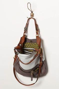 "Anthropologie ""Split-Shade"" purse by Oryany, $388"