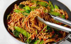 Nouilles chinoises au thermomix. Découvrez la recette des Nouilles chinoises, facile et simple à préparer chez vous au thermomix.
