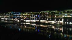Rio de noche