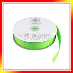 Wholesale Green 50YD 1 25mm Grosgrain Ribbon Scrapbooking Bow Wedding Bqnquet Hot Sale Colors Favor Decor, Free shipping, /Piece | DHgate