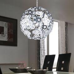 Indywidualna lampa wisząca Plate 9004252