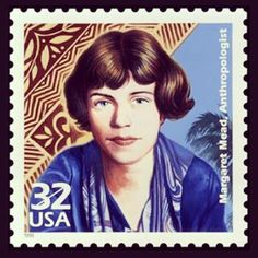 """Today's new stuffmomnevertoldyou podcast is all about cultural anthropologist Margaret Mead whose research laid the foundation for our understanding gender roles. Her famous motto: """"Never doubt that a small group of thoughtful committed people can change the world."""" by stuffmomnevertoldyou"""