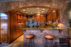 kitchen pass through bar - Google Search