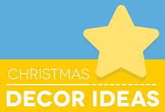 Here is our collection of Christmas decorations for your inspiration!