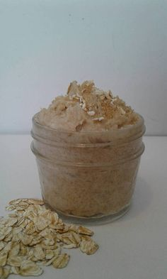 Check out this item in my Etsy shop https://www.etsy.com/listing/529744683/whipped-oatmeal-sugar-scrub-whipped