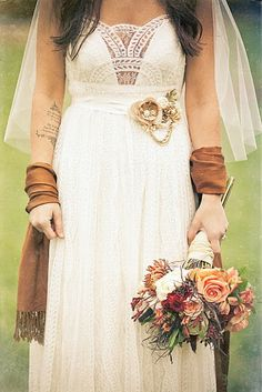 Inspired Admired: Over 100 Bohemian, Earthy Wedding Inspiration Photos