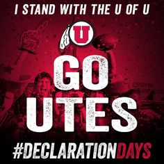 We Love The Utes In Utah