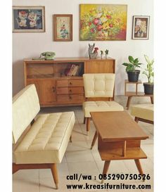 63 ideas decor retro bedroom interior design for 2019 Contemporary Living Room Furniture, Dream Furniture, Couch Furniture, Furniture Design, Furniture Ideas, Living Room Sofa, Living Room Decor, Bedroom Decor, Design Bedroom