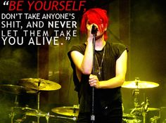 Find images and videos about my chemical romance, gerard way and mcr on We Heart It - the app to get lost in what you love. Emo Band Memes, Mcr Memes, Emo Bands, Music Bands, Rock Bands, Mcr Quotes, Band Quotes, Romance Quotes, Qoutes