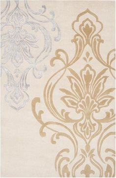 Modern Classics 9' x 13' by Surya Rugs, even more elegant than the last one I pinned!