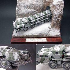 9A52-2 Smerch 1:35 scale By: Przemek Przybulewski From: Meng #udk #usinadoskits #dio #diorama #cena #scene #maquete #hobby #miniatura #miniature #miniart #arte #cenário #kit #modelart #plasticmodel #war #guerra #snow #combate #battle