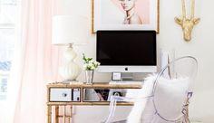Πώς θα φτιάξετε ένα όμορφο home office - Jenny.gr