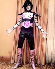 Mettaton Ex undertale cosplay