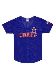 Chicago Cubs baseball jersey