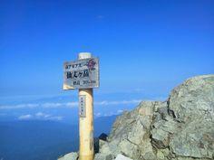 仙丈ヶ岳 2013.8.13