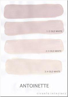 Soft and Elegant Colours