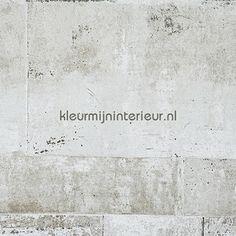 Metal-concrete look behang 47215, Eye van BN Wallcoverings