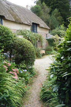 Thomas Hardy's Cottage by Dorset Coastal Cottages, UK     His books & poetry are wonderful!   Do yourself a favor!