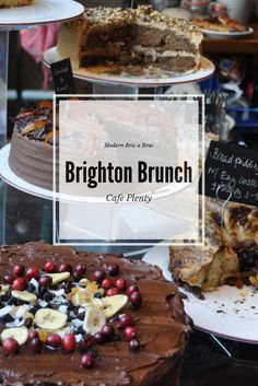 Sunday Brunch Brighton, Slow Brunch in Brighton, Cafe Plenty, photo by modern bric a brac, 2017, brighton, brunch, days out, hove, modern bric a brac, modernbricabrac, Sussex, things to do, where to eat, where to go,