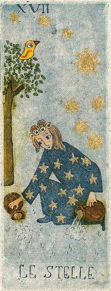 la corte dei tarocchi the star - Pesquisa Google