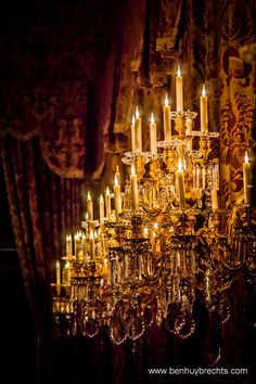evocativesynthesis: Amsterdam City of Chandeliers: Ben Huybrechts
