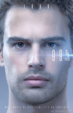 """Teen Vogue released exclusive stills from """"The Divergent Series: Allegiant"""" today! The pictures include series stars Theo James, Shailene Woodley, Miles Teller, Zoe Kravitz and Ansel Elgort along… Tris Et Tobias, Tris Und Four, Divergent Four, Divergent Fandom, Divergent Trilogy, Veronica Roth, Theo James, Theodore James, James 1"""