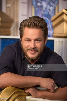 Actor Travis Fimmel is photographed for USA Today on May 11, 2016 in Los Angeles, California.