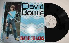 BUY IT NOW FREE SHIPPING David Bowie / David Bowie & The Lower Third Rare Tracks Vinyl Lp Record Free Shp #Pop