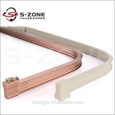 Recessed Ceiling Track For Shower Curtain