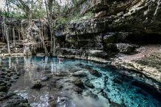 Cenotes de San Antonio Mulix Yucatan