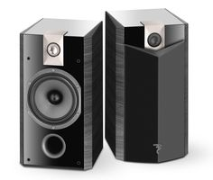 la FOCAL CHORUS 806 V Ebony - #bookShell #Speakers #enceintes #focal #Chorus #806V #cobrason