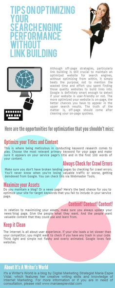 Good overview of SEO in 2015.